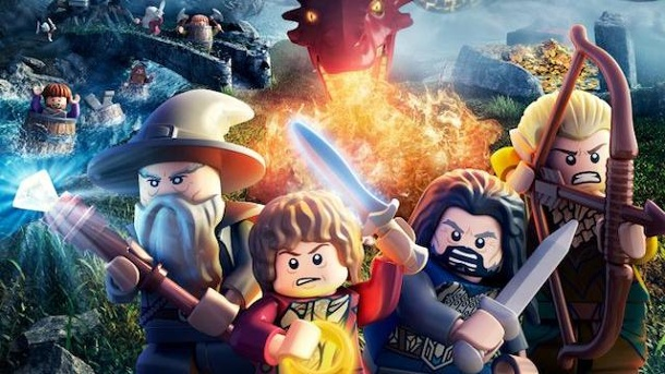 Vorschau zu Lego: Der Hobbit - Die Rückkehr ins Klötzchen-Mittelerde. Lego: Der Hobbit - Action-Adventure für PS3, PS4, Xbox 360, Xbox One, Wii U, PC, PS Vita und 3DS (Quelle: Warner Bros. Interactive Entertainment)