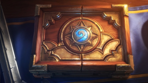 "Blizzard erweitert Hearthstone-Kampagne um den ""Fluch von Naxxramas"". Hearthstone: Heroes of Warcraft - Online-Kartenspiel für PC, OS X und iPad von Blizzard Entertainment (Quelle: Blizzard Entertainment)"