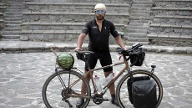Transcontinental Race: Recep Yesil, Team AWOL. (Quelle: e r t z u i ° film)