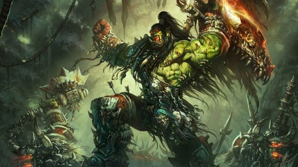 Warlords of Draenor bringt WoW wieder über 10-Millionen-Grenze. World of Warcraft: Warlords of Draenor - Add-On zum Online-Rollenspiel für PC von Blizzard Entertainment (Quelle: Blizzard Entertainment)