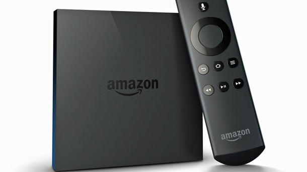 Amazon Fire TV: Amazon bringt Settop-Box mit Gaming-Ambitionen. Amazon Fire TV Box (Quelle: Amazon)