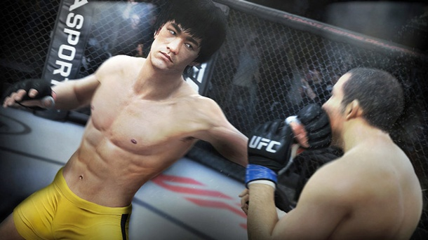 EA Sports UFC: Kampfsport-Legende Bruce Lee schlägt wieder zu. EA Sports UFC (Quelle: EA Sports)