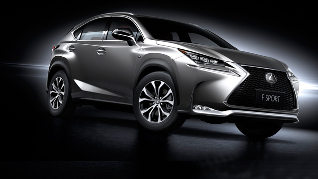 lexus nx 300h dieses suv zeigt kante in der mittelklasse. Black Bedroom Furniture Sets. Home Design Ideas