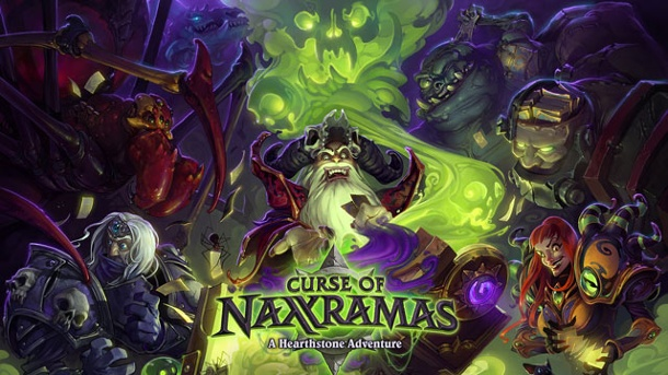 Hearthstone: Heroes of Warcraft - Der Fluch von Naxxramas angekündigt. Hearthstone: Heroes of Warcraft Sammelkartenspiel von Blizzard Entertainment für PC, Mac und iOS (Quelle: Blizzard Entertainment)