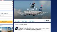 Twitter-Account von US Airways