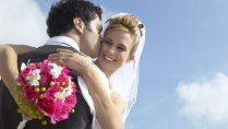 Hochzeit (Quelle: Thinkstock by Getty-Images)