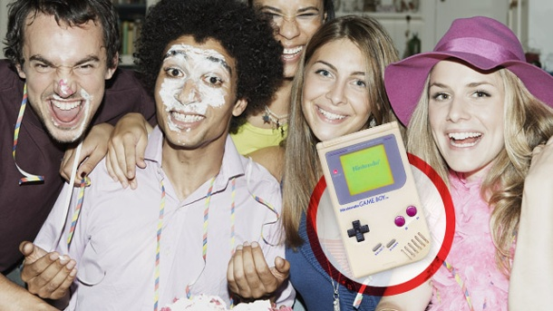 . Der Gameboy wird 25 Jahre alt  (Quelle: Thinkstock by Getty-Images)