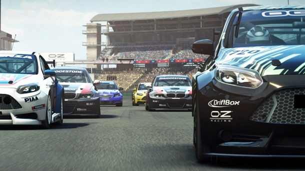 Codemasters k\u00fcndigt Grid Autosport f\u00fcr PC, PS3 und Xbox 360 an  Grid