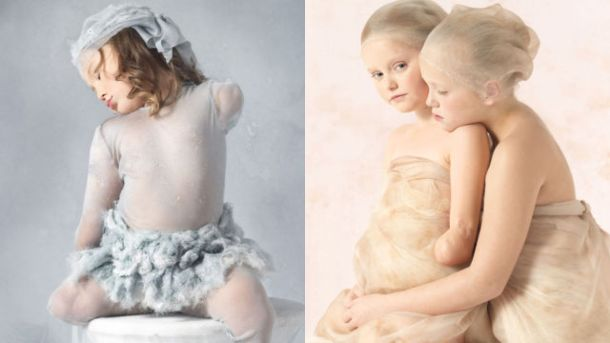 'Protecting our Tomorrows' von Anne Geddes (Quelle: Anne Geddes)