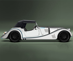 Morgan bringt Plus 8 Speedster. Neuauflage eines Klassikers: Der Morgan Plus 8 Speedster. (Quelle: Auto-Medienportal.Net/Morgan)