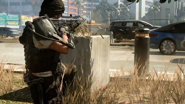 "Call of Duty: Advanced Warfare - Activision könnte ""Shareplay""-Feature nachrüsten. Call of Duty: Advanced Warfare Ego-Shooter von Activision für PC, PS3, PS4, Xbox 360 und Xbox One (Quelle: Activision)"