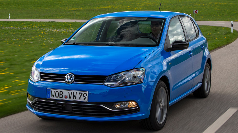 VW Polo (Quelle: Martin Meiners / Volkswagen AG)
