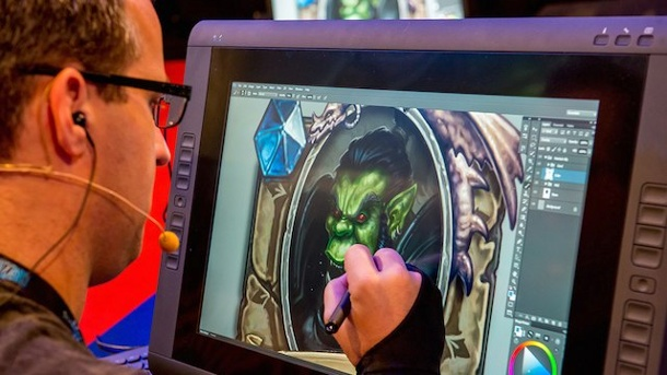 Hearthstone Heroes of Warcraft: Interview mit Blizzard-Chefdesigner Eric Dodds. Heartstone: Heroes of Warcraft - Interview mit Blizzard-Chefdesigner Eric Dodds (Quelle: Blizzard Entertainment)
