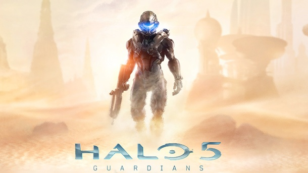 "Microsoft kündigt ""Halo 5: Guardians"" für 2015 an. Halo 5: Guardians Ego-Shooter von 343 Industries für Xbox One (Quelle: Microsoft)"