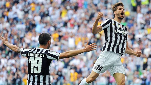 Serie a juventus turin knackt die 100 punkte marke for Tabelle juventus turin