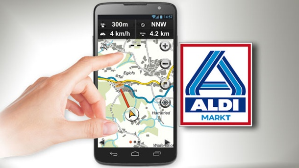 Smartphone Medion Life P5001 ab Donnerstag bei Aldi. Aldi-Smartphone Medion Life P5001 (MD 98664) (Quelle: Hersteller)