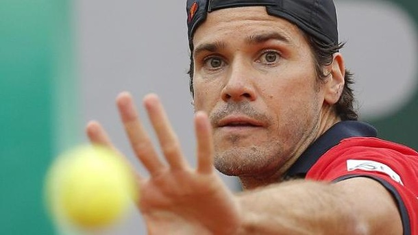 Tommy Haas sagt Rasen-Start in Halle ab. Tommy Haas (Quelle: dpa)