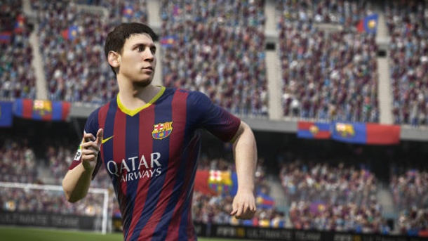Fifa 15: Demo bricht Download-Rekord. Fifa 15 Fußball-Simulation von EA Sports für PC, PS3, PS4, Xbox 360 und Xbox One (Quelle: EA Sports)