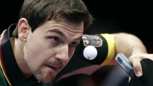 Tischtennisstar Boll siegt in Chinas Superliga. Timo Boll gewann in China.