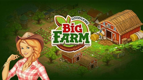 Goodgame Big Farm: Test zum Browser-Strategiespiel . Goodgame Big Farm Browser-Strategiespiel von Goodgame Studios (Quelle: Goodgame Studios)