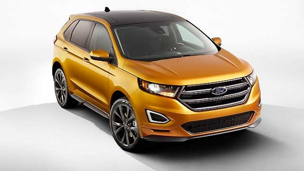 ford edge premium suv kommt nur mit vierzylinder diesel. Black Bedroom Furniture Sets. Home Design Ideas