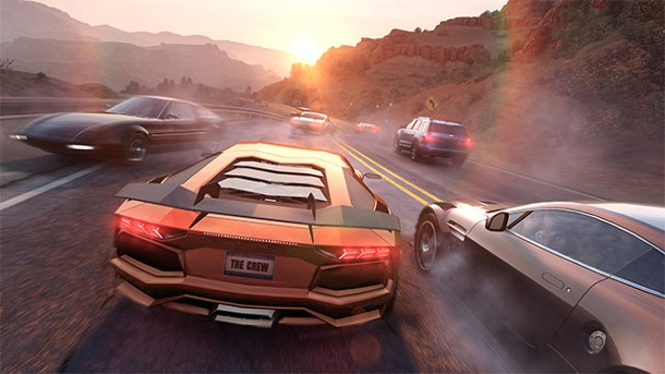 Preview zum Rennspiel The Crew PS4, Xbox One, PC. The Crew Rennspiel von Ivory Towers für PS4 und Xbox One (Quelle: Ubisoft)