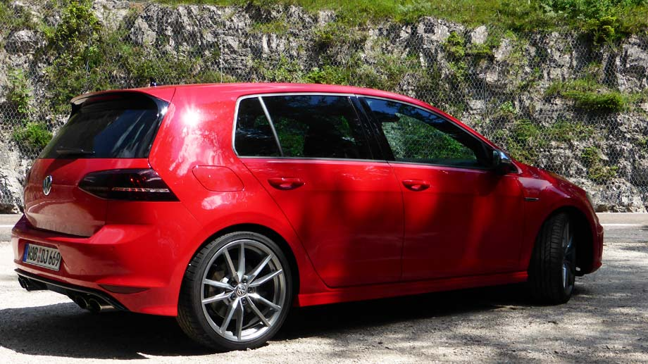 VW Golf R (Quelle: t-online.de)