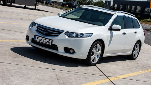 Honda Accord Tourer (Quelle: T-Online.de\Philipp Bender)
