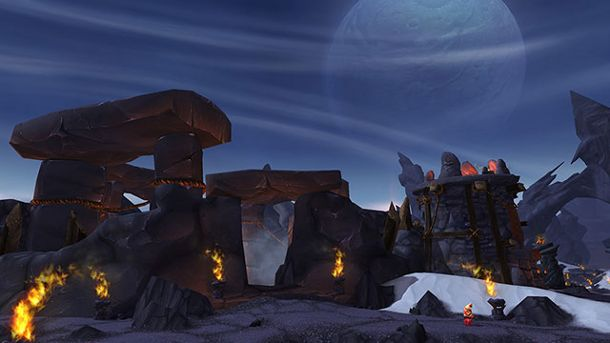 World of Warcraft: Warlords of Draenor für PC und OS X von Blizzard Entertainment (Quelle: Blizzard Entertainment)