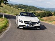 Weltmeisterlich – Mercedes-Benz S 63 AMG 4Matic Coupé  (Quelle: Mercedes-Benz)