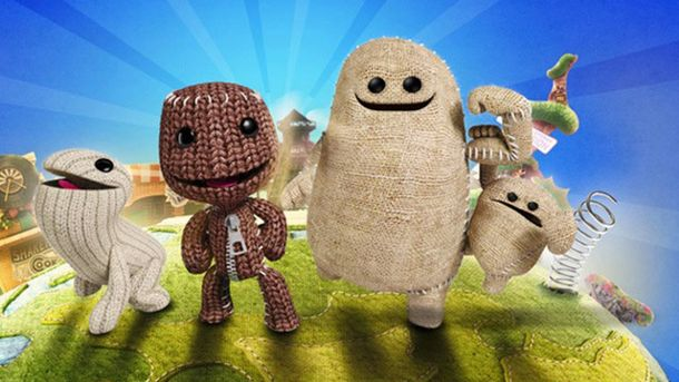 Little Big Planet 3 Jump'n'Run von Sumo Digital für PS3 und PS4 (Quelle: Sony)