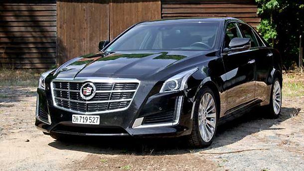 Cadillac CTS Performance 2,0L Turbo AT AWD (Quelle: T-Online.de)