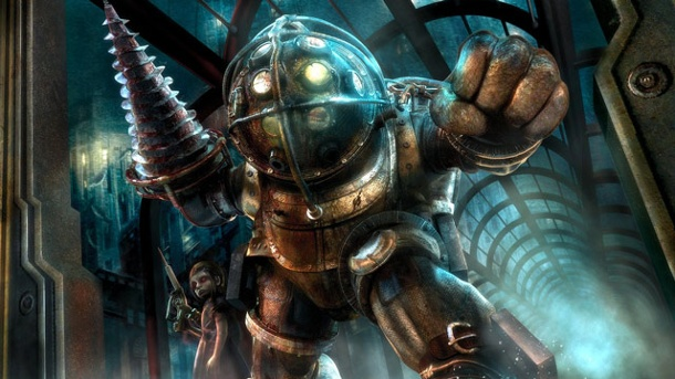 Bioshock: Brasilianische Rating-Agentur listet HD-Collection. Bioshock Ego-Shooter von 2K Games (Quelle: Take Two Interactive)