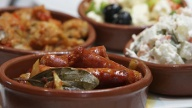 Internationale Küche: Tapas (Quelle: Thinkstock by Getty-Images)