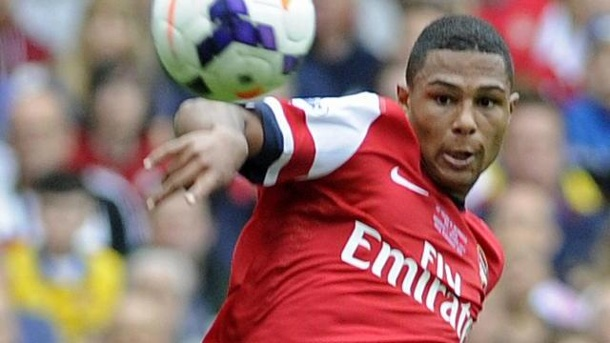 Arsenal-Talent Gnabry vor Ausleihe an Liga-Konkurrenten. FC Arsenals Serge Gnabry soll bei einem Ligakonkurrenten Spielpraxis sammeln.