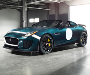 Jaguar F-Type Project 7: Unterwegs im Radikalroadster. Jaguar F-Type Project 7 (Quelle: Hersteller)