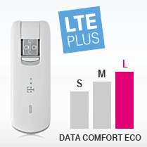 Data Comfort L Eco mit Surfstick