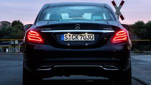 Mercedes-Benz C 250 Bluetec im Test