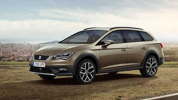 Seat Leon X-Perience: Offroad-Kombi ab 28.750 Euro. Seat Leon X-Perience (Quelle: Hersteller)