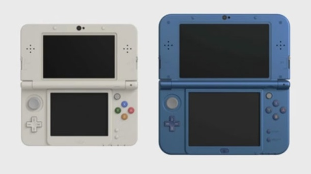 "New Nintendo 3DS: So klappt es mit dem Datentransfer. ""New Nintendo 3DS"" und ""New Nintendo 3DS XL"" (Quelle: Nintendo)"