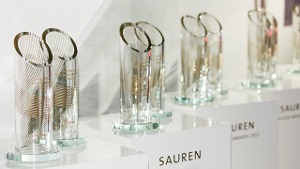 Sauren Golden Awards live: Die besten Fondsmanager 2015