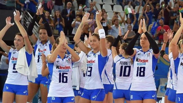 volleyball wm frauen italien