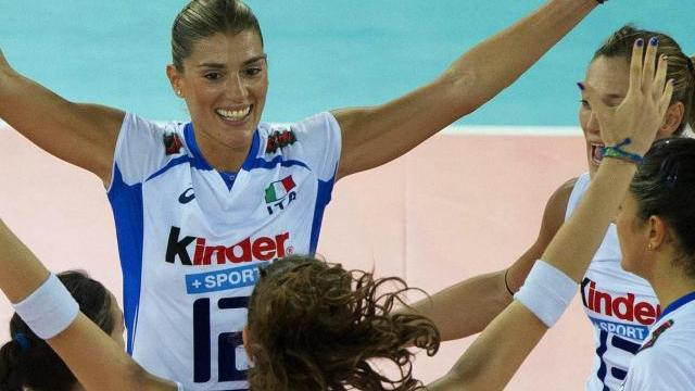 volleyball italien damen
