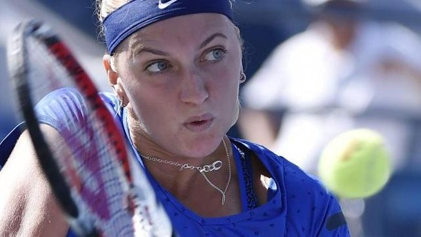 Tennis: Deutsche Fed-Cup-Gegnerin Kvitova in Top-Form. Petra Kvitova & Co.
