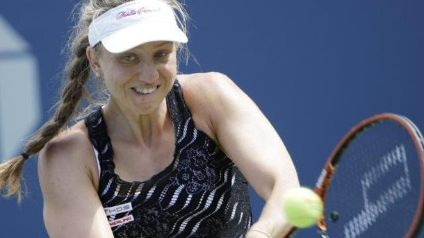 Tennis: Barthel als vierte Deutsche in Peking in Runde zwei. Mona Barthel steht in Peking in Runde zwei.