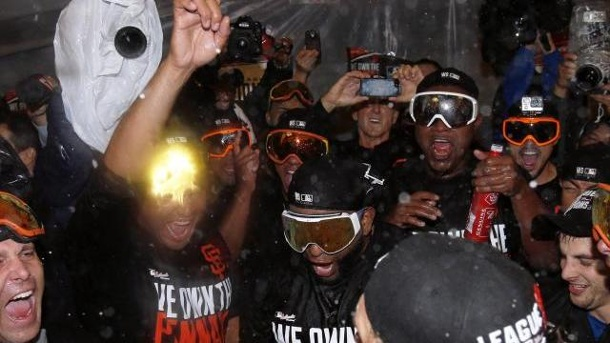 Baseball: San Francisco erneut in MLB-World Series. Die San Francisco Giants stehen erneut im Finale.