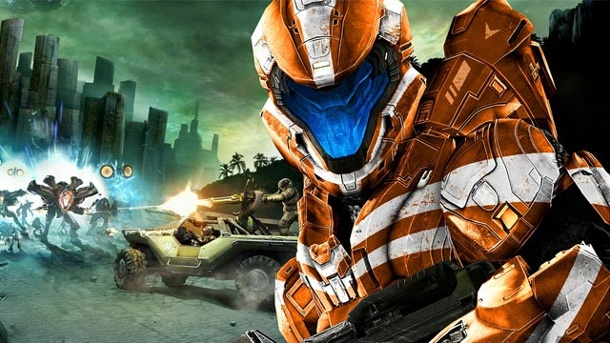 "Microsoft bringt ""Halo: Spartan Strike"" für Windows Phone & Windows 8. Halo: Spartan Strike Shooter für Windows Phone und Windows 8.1 von Microsoft (Quelle: Microsoft)"