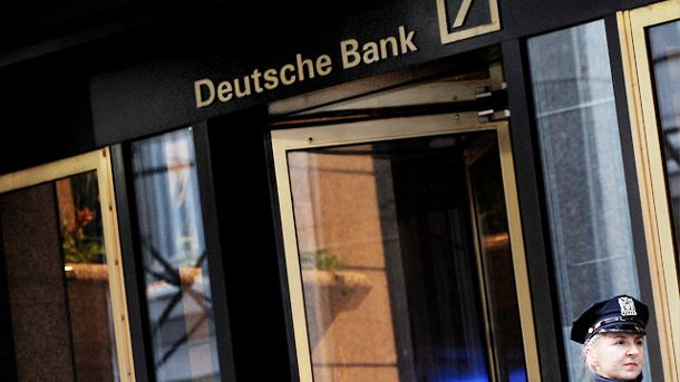 Deutsche-Bank-Niederlassung in New York (Quelle: dpa)