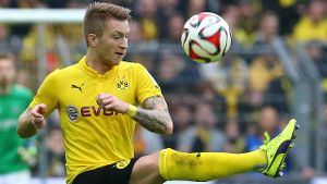 BVB-Offensivspieler Marco Reus in Aktion