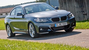 BMW 2er Autotest: Spaß-Spar-Sportler BMW 220d Coupé